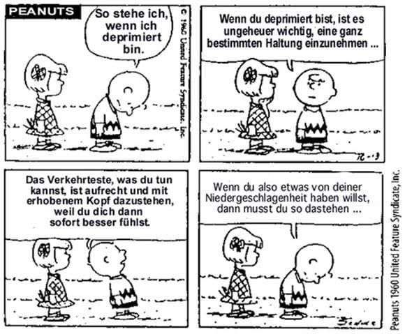 Peanuts-Depressionen (1)