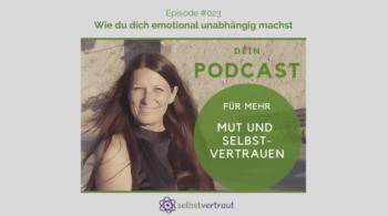 Podcast Emotionale Abhängigkeit