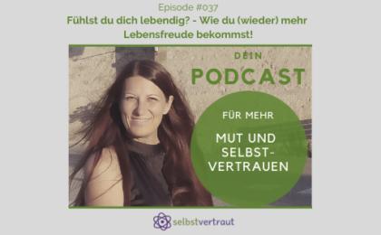 Podcast 37 Lebensfreude
